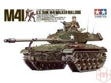 Tamiya - U.S. M41 Walker Bulldog, Scale:1/35, 35055