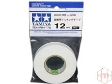 Tamiya - Masking Tape for Curves 12mm, 87184