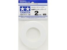 Tamiya - Masking Tape for Curves 2mm, 87177