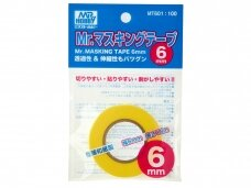 Mr.Hobby - Masking Tape 6mm, MT-601