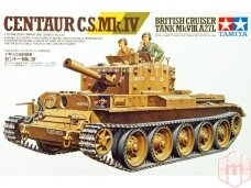 Tamiya - Centaur C.S. Mk.IV British Cruiser Tank Mk.VIII,A27L, Scale:1/35, 35232
