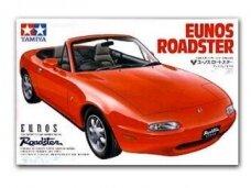 Tamiya - Mazda Eunos Roadster, Mastelis: 1/24, 24085