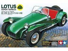 Tamiya - Lotus Super Seven Series II, Mastelis: 1/24, 24357