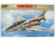 Tamiya - McDonnell Douglas F-4B Phantom II, 1/48, 61121