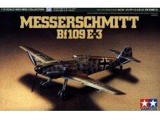 Tamiya - Messerschmitt Bf109 E-3, Mastelis: 1/72, 60750