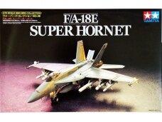 Tamiya - Boeing F/A-18E Super Hornet, Mastelis: 1/72, 60746