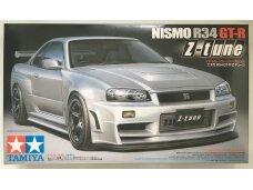 Tamiya - Nissan Nismo R34 GT-R Z-tune, Scale: 1/24, 24282