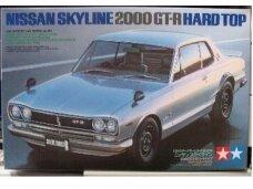 Tamiya - Nissan Skyline 2000 GT-R, Mastelis: 1/24, 24194