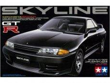 Tamiya - Nissan Skyline GT-R R32 1989, Mastelis: 1/24, 24090