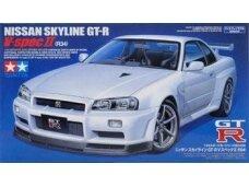 Tamiya - Nissan Skyline GT-R V spec II DISC, Scale:1/24, 24258