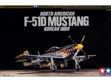 Tamiya - North American F-51D Mustang, Scale: 1/72, 60754