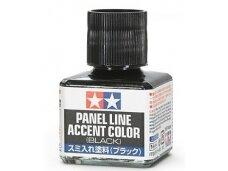 Tamiya - Panel line accent color Black, 40ml, 87131