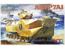 Tamiya - U.S Marine AAVP7A1 w/UGWS, Scale: 1/35, 35159