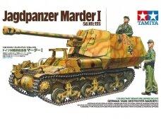Tamiya - German Tank Destroyer Marder I Sd, Kfz. 135, Scale: 1/35, 35370