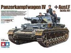 Tamiya - Panzerkampfwagen IV Ausf. F, 1/35, 35374