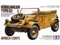Tamiya - Kübelwagen Type 82 Africa Corps, Scale: 1/35, 35238