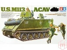 Tamiya - U.S. M113 ACAV, Scale: 1/35, 35135