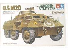 Tamiya - U.S. M20 Armored Utility Car, Scale: 1/35, 35234