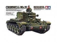 Tamiya - Cromwell Mk.IV Mk.VIII,A27M, Scale: 1/35, 35221