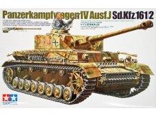 Tamiya - Panzerkampfwagen IV Ausf. J Sd.Kfz. 161/2, Scale: 1/35, 35181