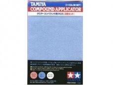 Tamiya - Poliravimo skudurėlis x 3vnt. 87090