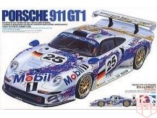 Tamiya - Porsche 911 GT1, Mastelis: 1/24, 24186