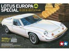 Tamiya - Lotus Europa Special, Mastelis: 1/24, 24358