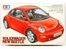 Tamiya - Volkswagen New Beetle, Mastelis: 1/24, 24200