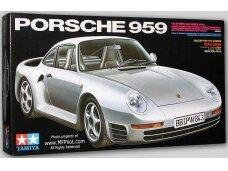 Tamiya - Porsche 959, Mastelis: 1/24, 24065