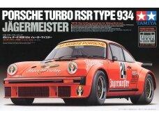 Tamiya - Porsche Turbo RSR Type 934 Jagermeister, 1/24, 24328