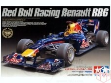 Tamiya - Red Bull Racing Renault RB6, Mastelis: 1/20, 20067