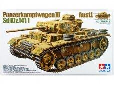 Tamiya - Panzerkampfwagen III - Ausf. L (Sd.Kfz. 141/1), 35215
