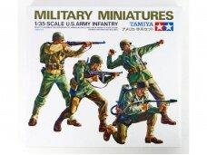 Tamiya - U.S. Army Infantry, 1/35, 35013