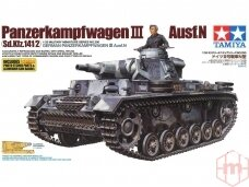 Tamiya - Panzerkampfwagen III Ausf. N Sd.Kfz.141/2, 1/35, 35290