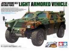 Tamiya - JGSDF Light Armored Vehicle, Mastelis: 1/35, 35368