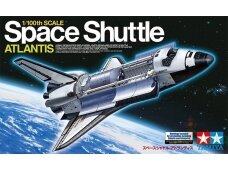 Tamiya - Space Shuttle Atlantis, Scale: 1/100, 60402