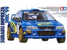 Tamiya - Subaru Impreza WRC '99, Mastelis: 1/24, 24218