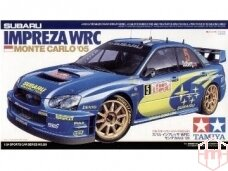 Tamiya - Subaru Impreza WRC Monte Carlo 05, Mastelis: 1/24, 24281