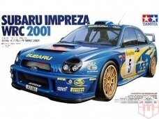 Tamiya - Subaru Impreza WRC Monte Carlo 2001, Mastelis: 1/24, 24240