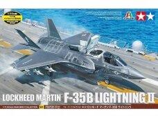 Tamiya - Lockheed Martin F-35B Lightning II, Mastelis: 1/72, 60791