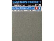 Tamiya - Švitrinis kempinės lapas - 1500, 87150