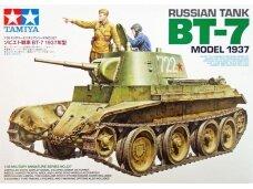 Tamiya - Russian Tank BT-7 Model 1937, Scale:1/35, 35327