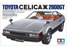 Tamiya -  Toyota Celica XX 2800GT, Scale: 1/24, 24021