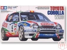 Tamiya - Toyota Corolla WRC, Scale: 1/24, 24209