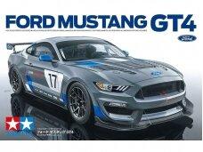 Tamiya - Ford Mustang GT4, Mastelis: 1/24, 24354