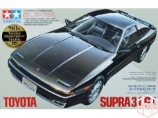 Tamiya - Toyota Supra 3.0GT Turbo, Scale: 1/24, 24062