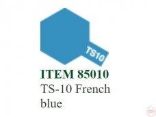 Tamiya - Purškiami dažai TS-10 French blue, 100ml