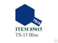 Tamiya - TS-15 Blue, 100ml