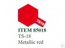 Tamiya - TS-18 Metallic red, 100ml