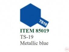 Tamiya - TS-19 Metallic blue, 100ml